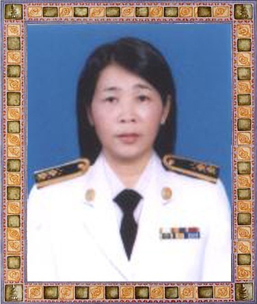 Miss Srisamorn Tapunyo