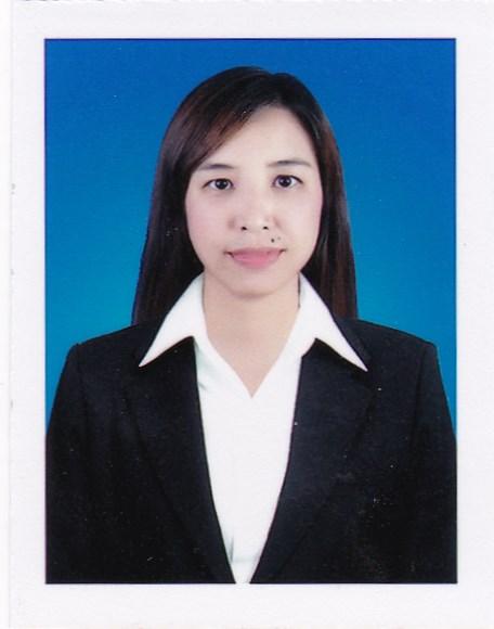 Miss. Ruttiya Doungtip